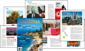 2012 Travel Guide to CA - JYAU articles