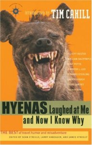 Hyenas Laughed at Me