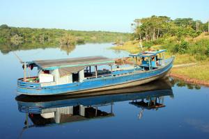 amazon-boat